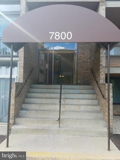 7800 Hanover 255 Unit 101 Parkway, Greenbelt, MD 20770 - MLS#: 1001872446