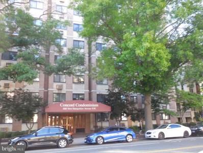 1816 New Hampshire Avenue NW UNIT 705, Washington, DC 20009 - MLS#: 1001872678