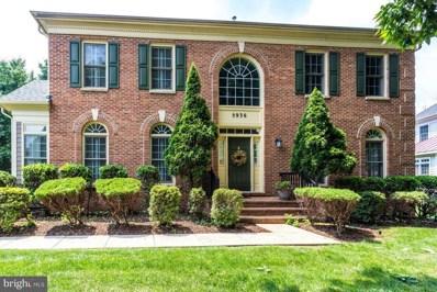 5936 Dorothy Bolton Court, Alexandria, VA 22310 - MLS#: 1001872960