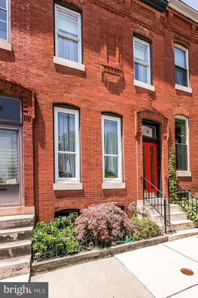 6 Collington Avenue S, Baltimore, MD 21231 - MLS#: 1001872978