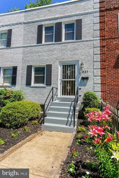 437 Mount Vernon Avenue, Alexandria, VA 22301 - MLS#: 1001872982
