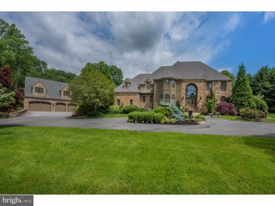 821 Burrows Run Road, Chadds Ford, PA 19317 - MLS#: 1001873206