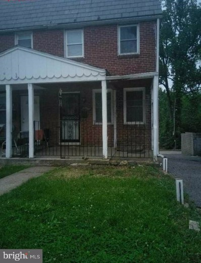4719 Frederick Avenue, Baltimore, MD 21229 - MLS#: 1001873392
