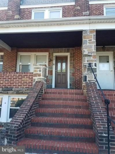 5216 Harford Road, Baltimore, MD 21214 - MLS#: 1001873398
