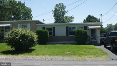 534 Oak Street, Chambersburg, PA 17201 - MLS#: 1001873428