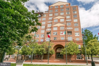 250 President Street UNIT 811, Baltimore, MD 21202 - MLS#: 1001873500