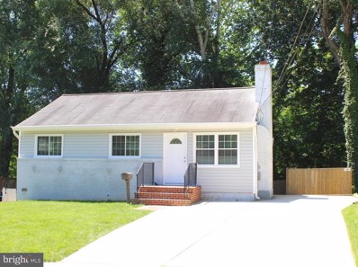 1631 Carter Lane, Woodbridge, VA 22191 - MLS#: 1001879648