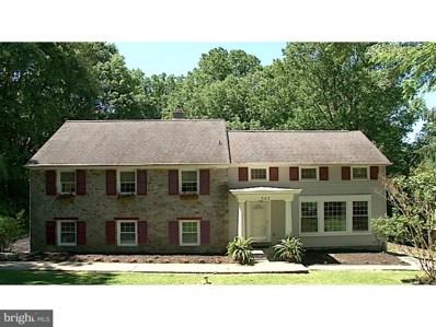500 Foxchase Lane, Media, PA 19063 - MLS#: 1001880054