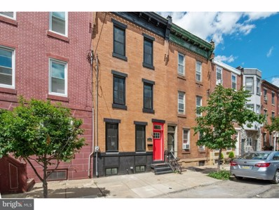 1223 Ellsworth Street, Philadelphia, PA 19147 - MLS#: 1001881718