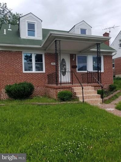 7017 Hamlet Avenue, Baltimore, MD 21234 - #: 1001881766