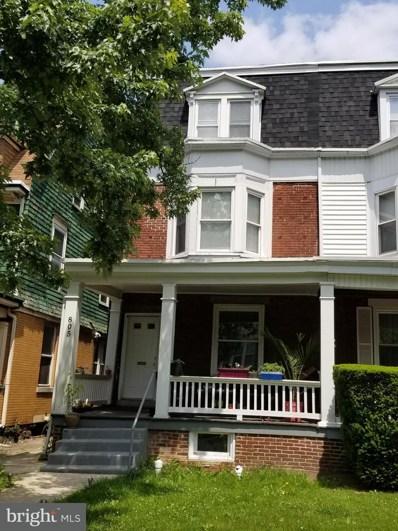 805 N 16TH Street, Harrisburg, PA 17103 - #: 1001881826