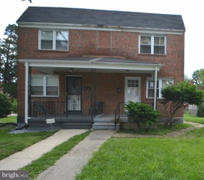 3723 Midheights Road, Baltimore, MD 21215 - #: 1001888378