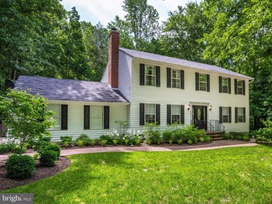 3871 Moonbeam Avenue, Huntingtown, MD 20639 - MLS#: 1001888454