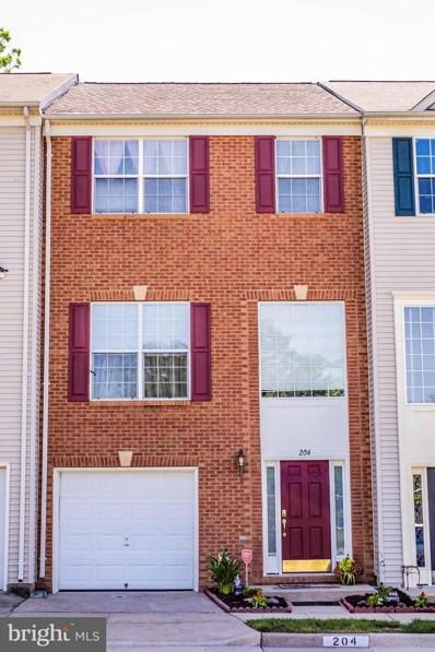 204 Blossom Lane, Stafford, VA 22554 - MLS#: 1001888896