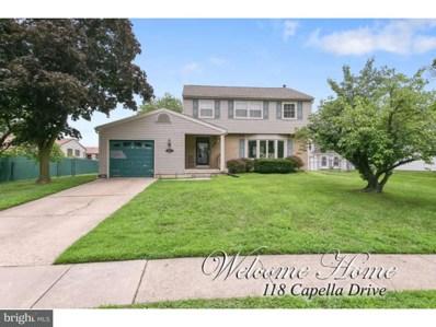 118 Capella Road, Blackwood, NJ 08012 - MLS#: 1001890236