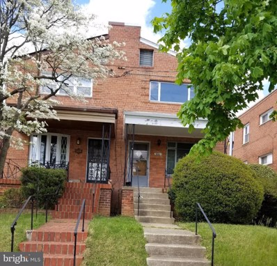 806 Hamilton Street NE, Washington, DC 20011 - MLS#: 1001890284