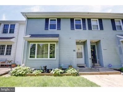 16 E Green Valley Circle, Newark, DE 19711 - MLS#: 1001890410