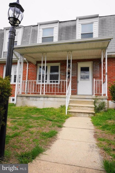 505 Grovethorn Road, Baltimore, MD 21220 - MLS#: 1001891458