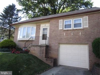 415 Marshall Drive, Shillington, PA 19607 - MLS#: 1001891688