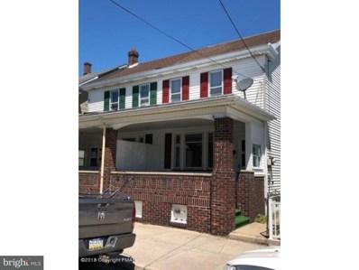 124 W White Street, Summit Hill, PA 18250 - MLS#: 1001891866