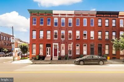 1436 Hanover Street, Baltimore, MD 21230 - #: 1001891996