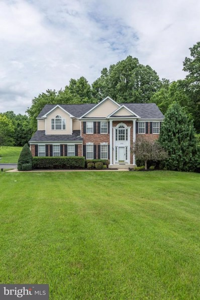 1705 Mayfair Court, Huntingtown, MD 20639 - MLS#: 1001892206