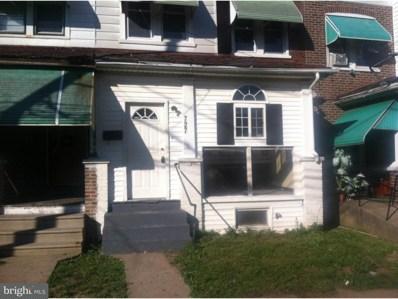 727 Jeffrey Street, Chester, PA 19013 - MLS#: 1001893382