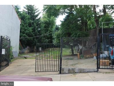 3703-5 Calumet Street, Philadelphia, PA 19129 - MLS#: 1001893614