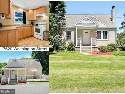 17620 Washington Street, Hagerstown, MD 21740 - MLS#: 1001893944