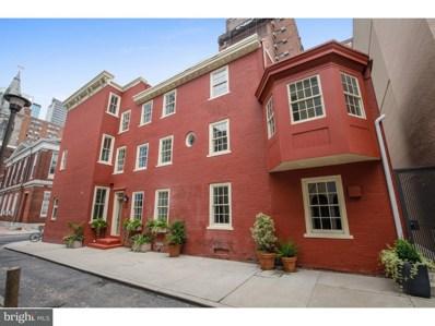 105 S Van Pelt Street, Philadelphia, PA 19103 - #: 1001894210