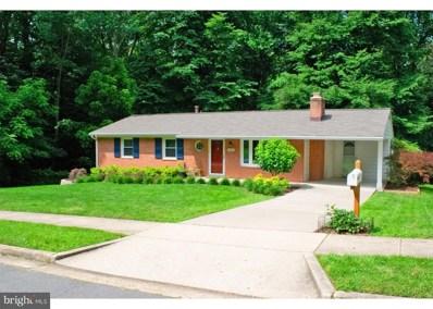 6626 Holford Lane, Springfield, VA 22152 - MLS#: 1001894428