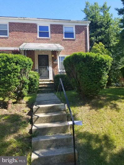 1121 Sherwood Avenue, Baltimore, MD 21239 - #: 1001895088