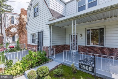 1905 Otis Street NE, Washington, DC 20018 - MLS#: 1001895198