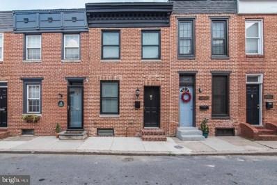1413 Cooksie Street, Baltimore, MD 21230 - MLS#: 1001895300