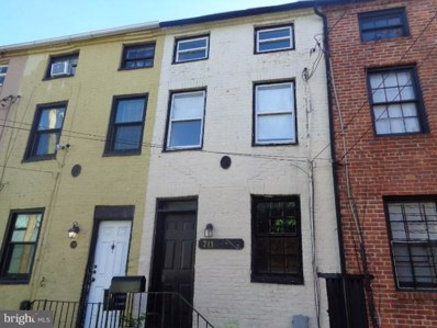 711 Monument Street, Baltimore, MD 21201 - MLS#: 1001898668