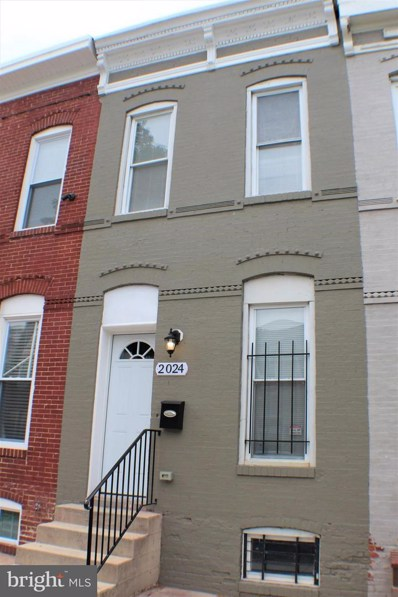 2024 Jefferson Street, Baltimore, MD 21205 - MLS#: 1001898968
