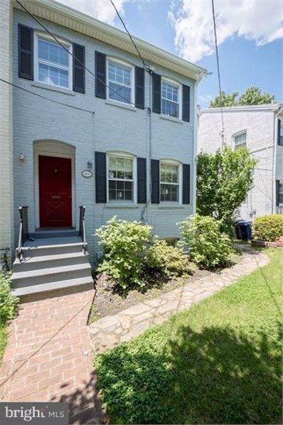 1208 Portner Road, Alexandria, VA 22314 - MLS#: 1001899312