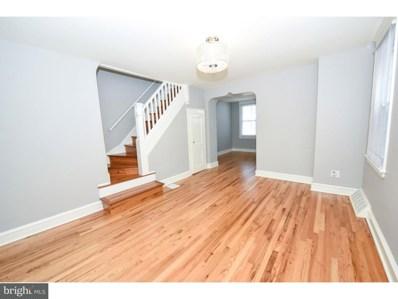 4459 Edgemont Street, Philadelphia, PA 19137 - MLS#: 1001899378