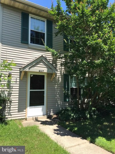 6017 Red Wolf Place, Waldorf, MD 20603 - MLS#: 1001899574