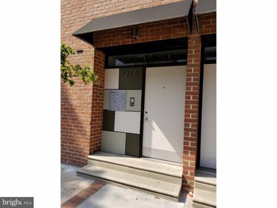 1217 South Street UNIT B, Philadelphia, PA 19147 - MLS#: 1001900830