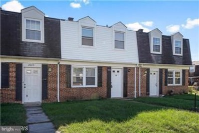 2025 Dineen Drive, Baltimore, MD 21222 - MLS#: 1001901660