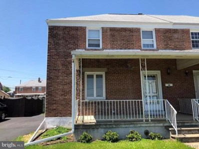 1525 S Jefferson Street, Allentown, PA 18103 - MLS#: 1001901828