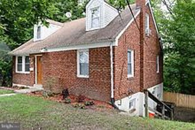 6919 Adel Street, Capitol Heights, MD 20743 - #: 1001901842