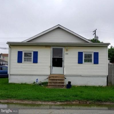 100 Avon Avenue, Baltimore, MD 21222 - #: 1001902216