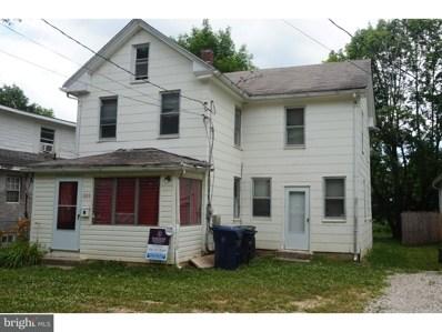 221 Oak Street, Williamstown, NJ 08094 - MLS#: 1001902294