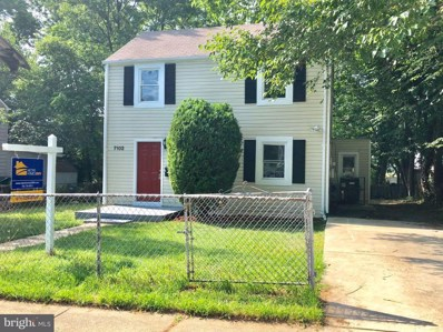 7102 Greeley Road, Landover, MD 20785 - MLS#: 1001903336