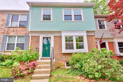 449 Colonial Ridge Lane, Arnold, MD 21012 - MLS#: 1001903346