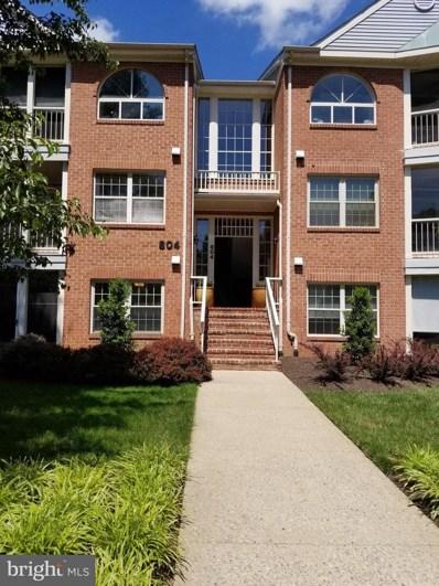 804 Amber Tree Court UNIT 201, Gaithersburg, MD 20878 - MLS#: 1001903794