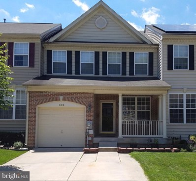 606 Rustic Court, Perryville, MD 21903 - MLS#: 1001903826