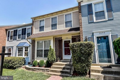 3196 Narrow Glen Way, Woodbridge, VA 22192 - MLS#: 1001903960